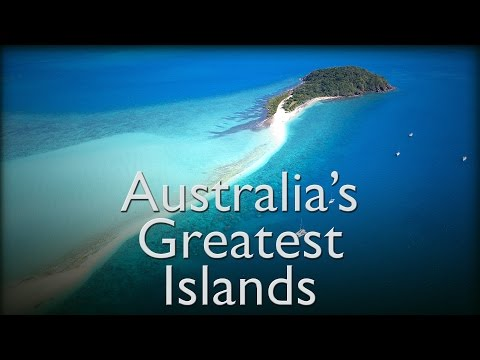 Australia's Greatest Islands - The Secrets of Nature