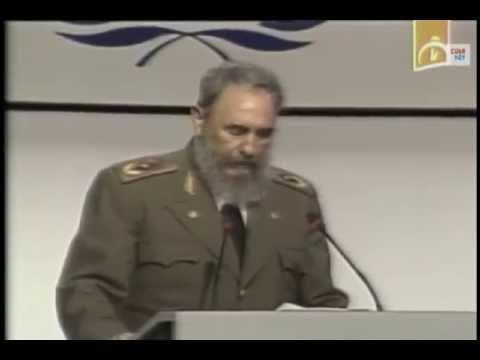 Discurso de Fidel Castro en la Cumbre de la Tierra, Rio de Janeiro (1992)