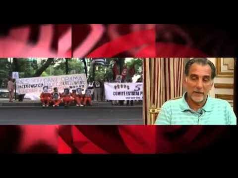René González: `El caso de Alan Gross ha puesto luz sobre el caso de Los Cinco´