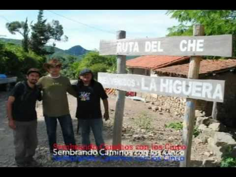 GRUPO SEMBRANDO CAMINOS CON LOS CINCO. BOLIVIA II PARTE