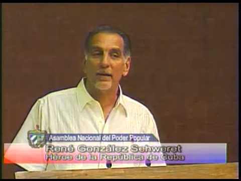 René González: El caso de los Cinco es un crimen deliberado