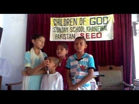 SEED's Work (sundry school kids)