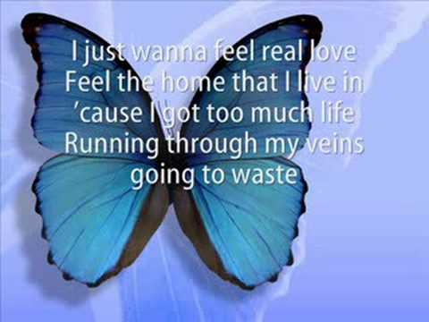 Robbie Williams - Feel (With Lyrics)