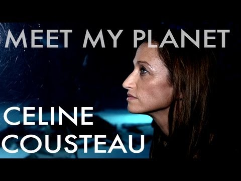 Celine Cousteau - Meet My Planet (Ep 5) - Earth Unplugged - BBC