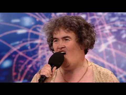 Susan Boyle - Britains Got Talent 2009 Episode 1 - Saturday 11th April | HD High Quality