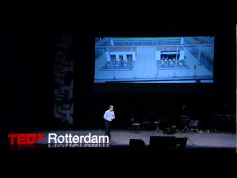 TEDxRotterdam - Willem-Paul Brinkman- Virtual reality will lead the future
