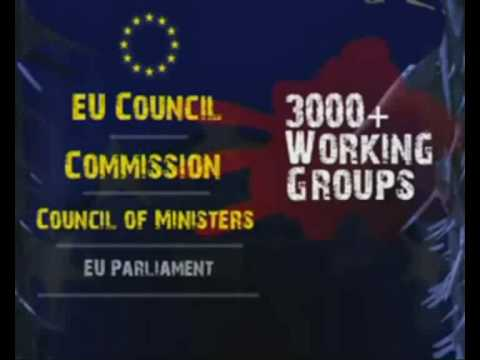End of Nations - EU Takeover & the Lisbon Treaty (23 minutes version) Part 1 / 3