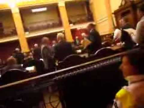 """Cork """"Shit We Better Run Away"""" Council (23-9-2013)"""