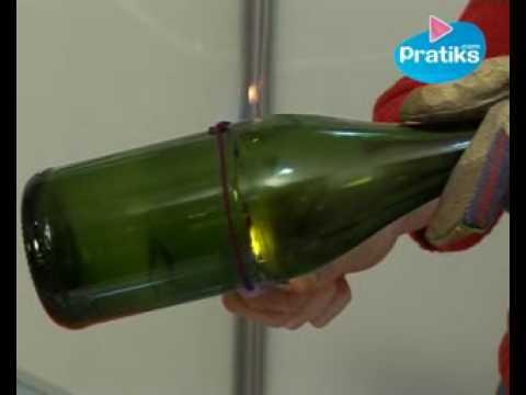 Πως κόβουμε εύκολα μπουκάλια