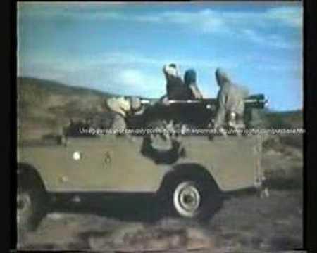 videos ineditos de la guerra del sahara ( 5º parte)