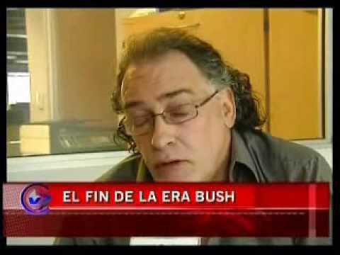 V7Inter: El legado de Bush: Entrevista a Marcelo Cantelmi