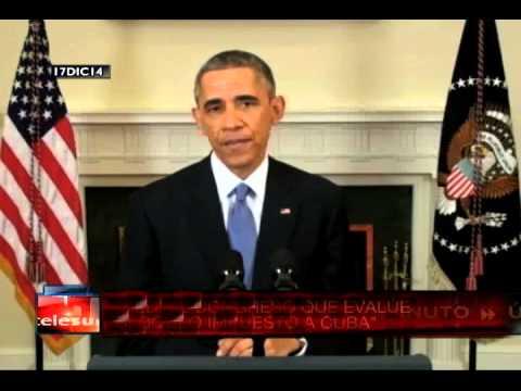 Discurso completo: Obama anunció medidas de acercamiento con Cuba