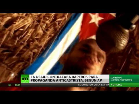 La USAID contrataba raperos para propaganda anticastrista