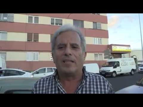 Concentración de la Plataforma contra las prospecciones en aguas Canarias