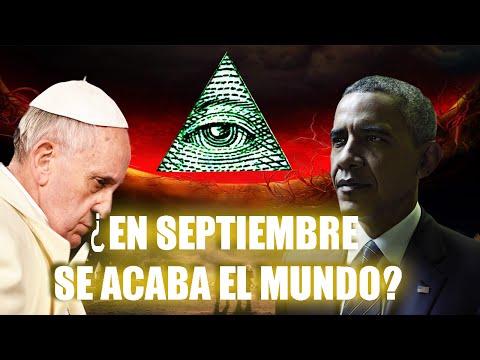 ¿El 23 de septiembre ocurrirá una catástrofe mundial? ILLUMINATIS EXPUESTOS!