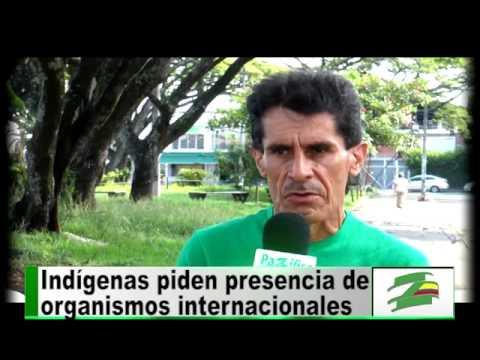 Comunidades indígenas del Cauca rechazan despliegue y operativos del Ejército en sus territorios