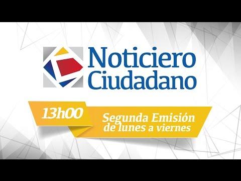 Noticiero Ciudadano segunda emisión 28/11/2016