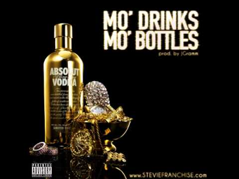 Mo' Drink Mo' Bottles prod by JGramm!!!!