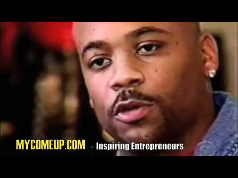 Damon Dash is Ready To Make A Billion (The Hunger To Get Rich)