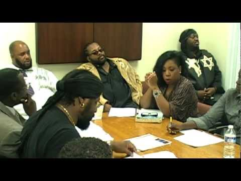 Black Male And Female Relationship Show 09-25- 12 (Full Show)