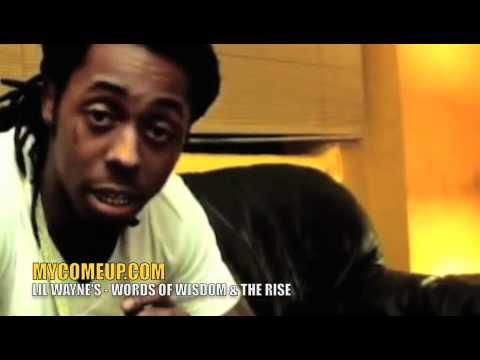 Lil Wayne's Words of wisdom (Inspiration & Life)