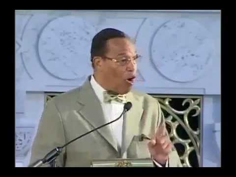 LOUIS FARRAKHAN - The U.S Dollar Is Worthless. Its Time To WAKE UP! (Debt, Gold, Fiat Money, War)