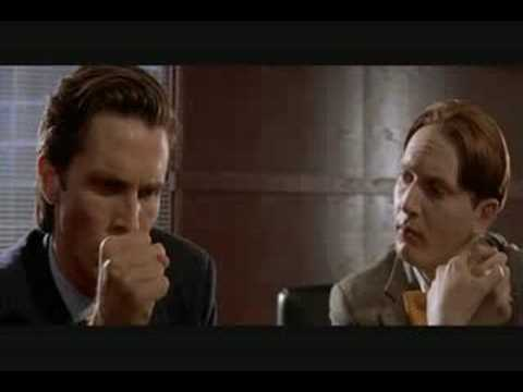 Best of American Psycho Part 1