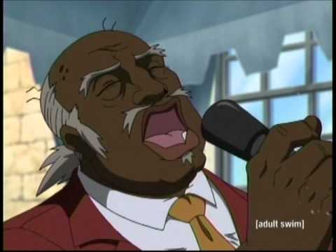 Uncle Ruckus Don't Trust Them New Niggas