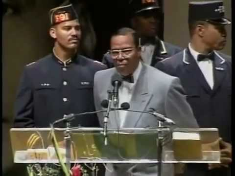 "How Bankers Rule The World **** : Hon. Minister Louis Farrakhan ""Speaks"""