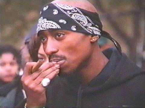 Tupac - Pain brings game