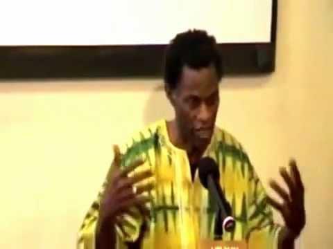 Understanding Melanin - Dr. Llaila Afrika