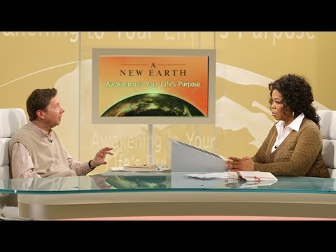 Eckhart Tolle: How to Overcome Your Ego - A New Earth - Oprah Winfrey Network
