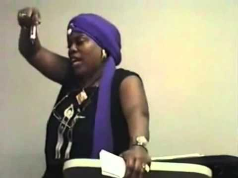 Dr. Yaffa Bey - How To Use The Dictionary (Chicago)