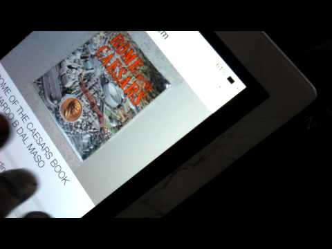 EBay on the iPad App