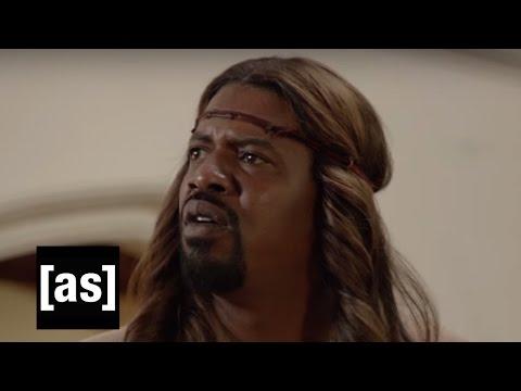 Jesus vs. Church of Compton | Black Jesus S2E2 | Adult Swim