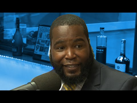Dr. Umar Johnson Interview at The Breakfast Club Power 105.1 (08/31/2015)