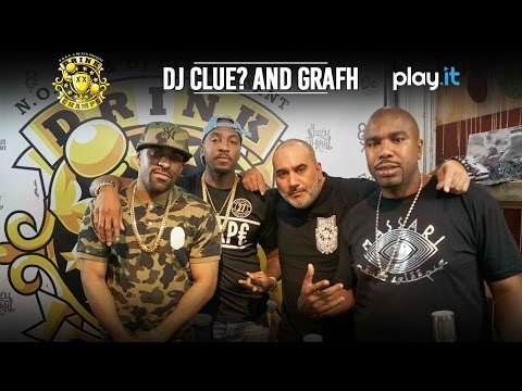 DJ Clue and Grafh (Full) - Drink Champs