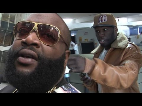 IRS Puts $5.7 Million Tax Lien on Rick Ross. 50 Cent Clowns him 'BYE BYE RICKY'