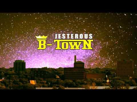 LSD & #US Present: Jesterous:  B-Town