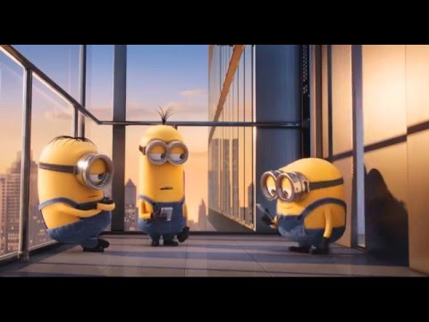 """Minions Dancing To Young Gifted Hit Single """"Cash Flow"""""""
