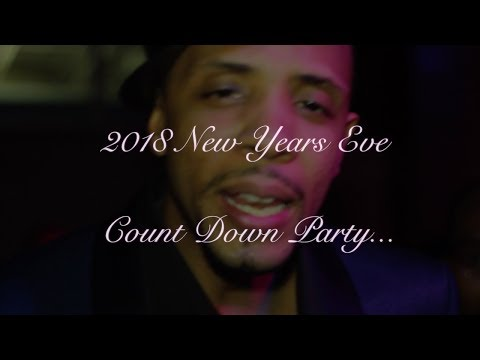 2018 NewYears Eve Count Down Party