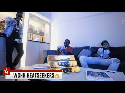 "Rich Baasquiat & KND3 ""Bust It Down"" (WSHH Heatseekers - Official Music Video)"