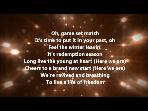 For King & Country - It's Not Over Yet (Lyrics)
