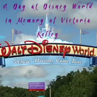 Vicky's Disney Trip