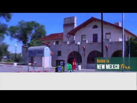 Harvey House Belen New Mexico True
