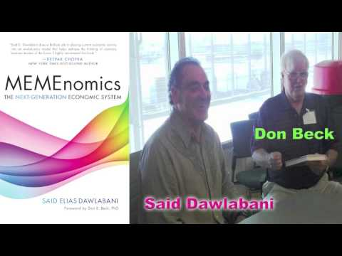 MEMEnomics by Said Dawlabani (summary)