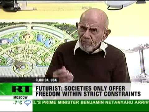 Jacque Fresco: US has never been a democracy