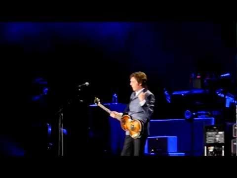 "Paul McCartney ""All My Loving"""