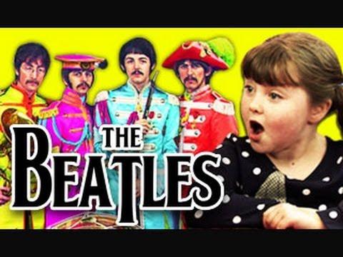 Kids React To The Beatles
