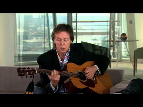"Paul McCartney discusses his song ""Alligator"""